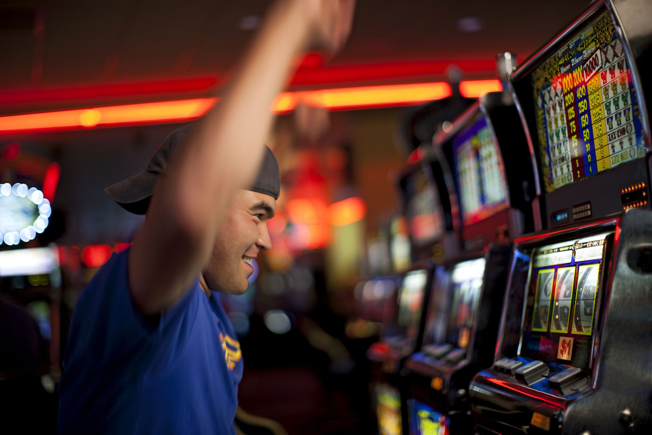 Strategically Select Which Slot Machines to Play